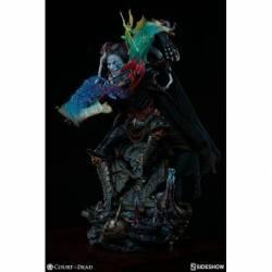 SS300413 Figura Malavestros Deaths Chronicler Fool Premium Format Sideshow