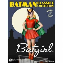 SS902955 Figura Batgirl classic collection, Sideshow