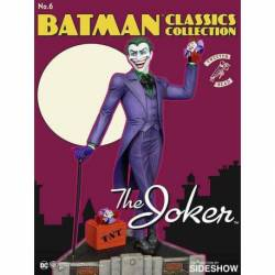 SS902897 Figura El Joker Classic Collection, Sideshow