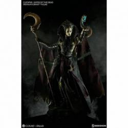 SS300411 Figura Cleopsis Premium Format, Court of Dead, Sideshow