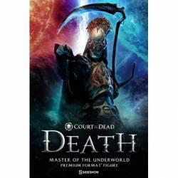 SS300396 Figura Death Master of the Underworld Premium Format, Sideshow