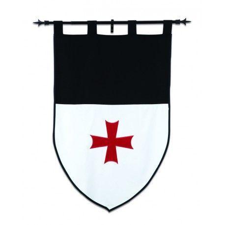 Estandarte Orden Templaria