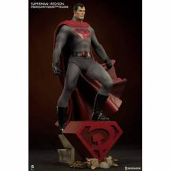 SS3002153 Figura Superman Red Son Sovietico, Sideshow