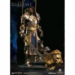 SS903368 Figura Rey Llane World Of Warcraft, Sideshow