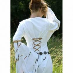 1276500120 Vestido de novia medieval Sophia
