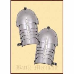 1001065700 Protector de hombros u hombrera de placas funcional