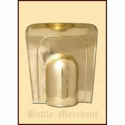 1016623202 Escudo de hombro de gladiador romano o Galerus