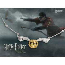 7276 Harry Potter Collar The Quidditch Golden Snitch