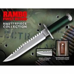 40470 Cuchillo Rambo I OFICIAL