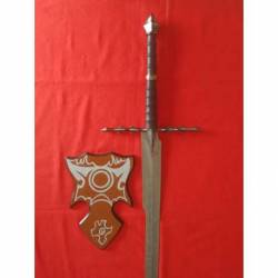 Espada De los Nazgul En Senor de los Anillos