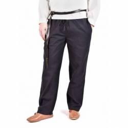 1280000620 Pantalones medievales Hagen, negro