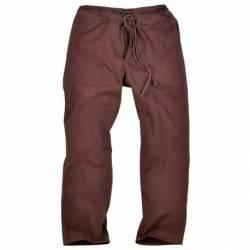 1280003230 Pantalones de lona, marrones