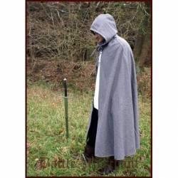 1202600710 Capa medieval con capucha, varios colores