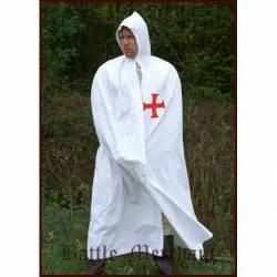 1201901001 Capa de los Caballeros Templarios, algodon