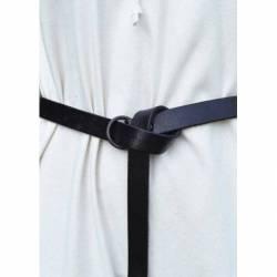 1616678039 Cinturon largo de cuero medieval, 160 cm