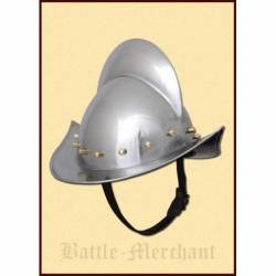 1716380900 casco Morion aleman 1.2 mm de acero