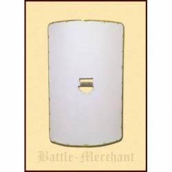 1116385305 Escudo Legionnaires con funda de lino, sin pintar