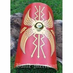 1116385301 Escudo de los legionarios romanos, umbo bronce