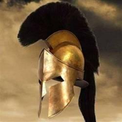 Casco del rey Leonidas de la pelicula 300, 881003