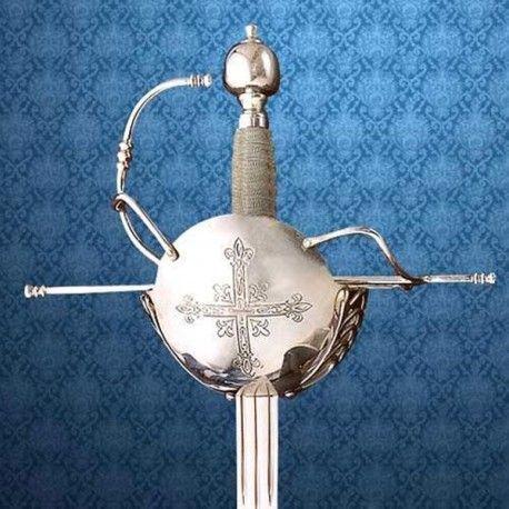 Espada de los Mosqueteros