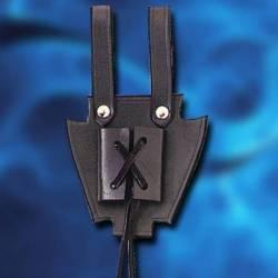 200276 Porta dagas de cuero