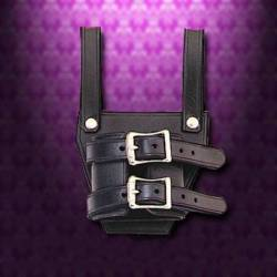 200084 Porta espadas de cuero