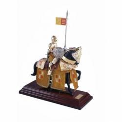 918 Miniatura de jinete espanol