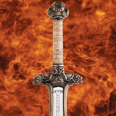 Atlantean Sword – Carbon Steel Blade