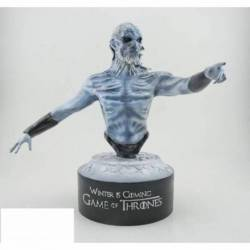 Busto de Caminante Blanco hecho con impresora 3D
