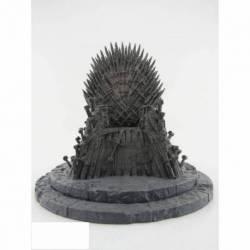 Trono de Hierro hecho con impresora 3D