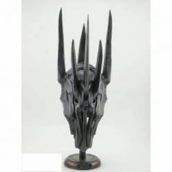 Casco de Sauron Hecho con impresora 3D