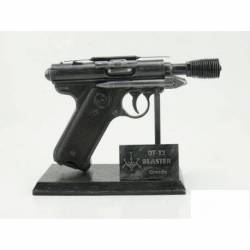 Blaster de Greedo DT-12 hecho con impresora 3D