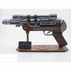 Blaster de Orson Krennic DT-29 hecho con impresora en 3D