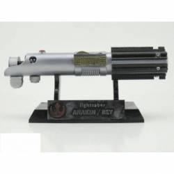 Sable de Rey / Anakin Skywalker hecho con impresora 3D
