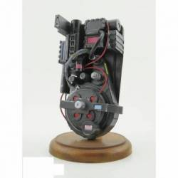 Miniatura del Equipo de Protones hecho con impresora 3D