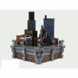 Diorama de Batman Arkham Knight hecho con impresora 3D