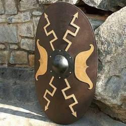801068 Escudo Romano