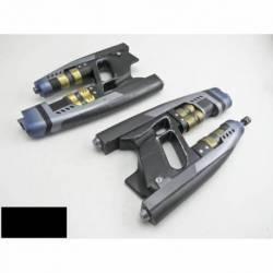 Pistola Blaster de Star Lord Los Guardianes de La Galaxia Marvel