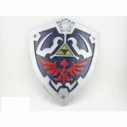 Escudo de Hyrule 1:1 hecho con impresora 3D