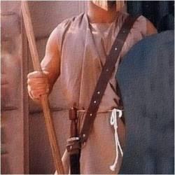 200252 Baldric para Espada