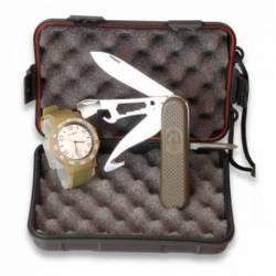 Set: Caja + Reloj Coyote + Navaja 11082